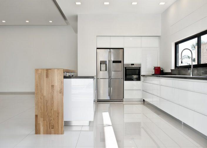 מטבחים מזכוכית מעוצבים אישית - Kitchen Gallery