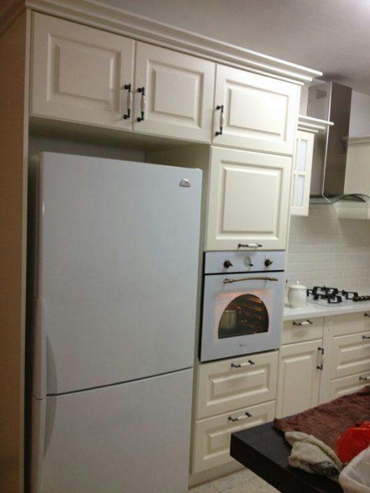 מטבח פולימר כפרי - Kitchen Gallery