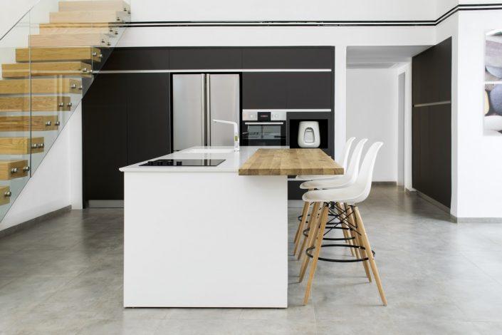 מטבח מודרני צבע - Kitchen Gallery