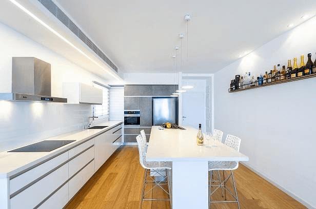מטבחים איטלקים בעיצוב אישי - Kitchen Gallery