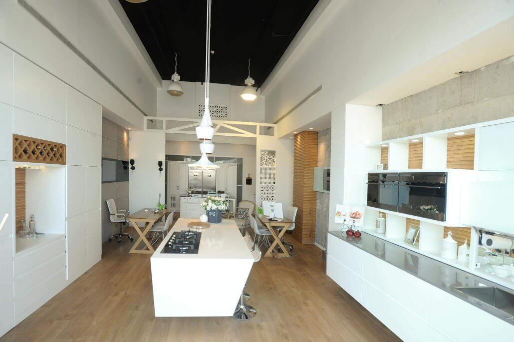מטבח מודרני מותאם אישית - kitchen gallery